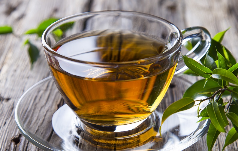 Drink Green Tea Instead of Coffee when detoxing
