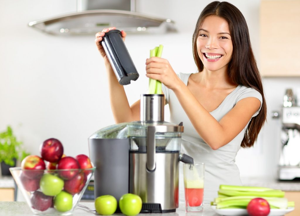 Juicing is a great way to maximize nutrition while keeping calories low