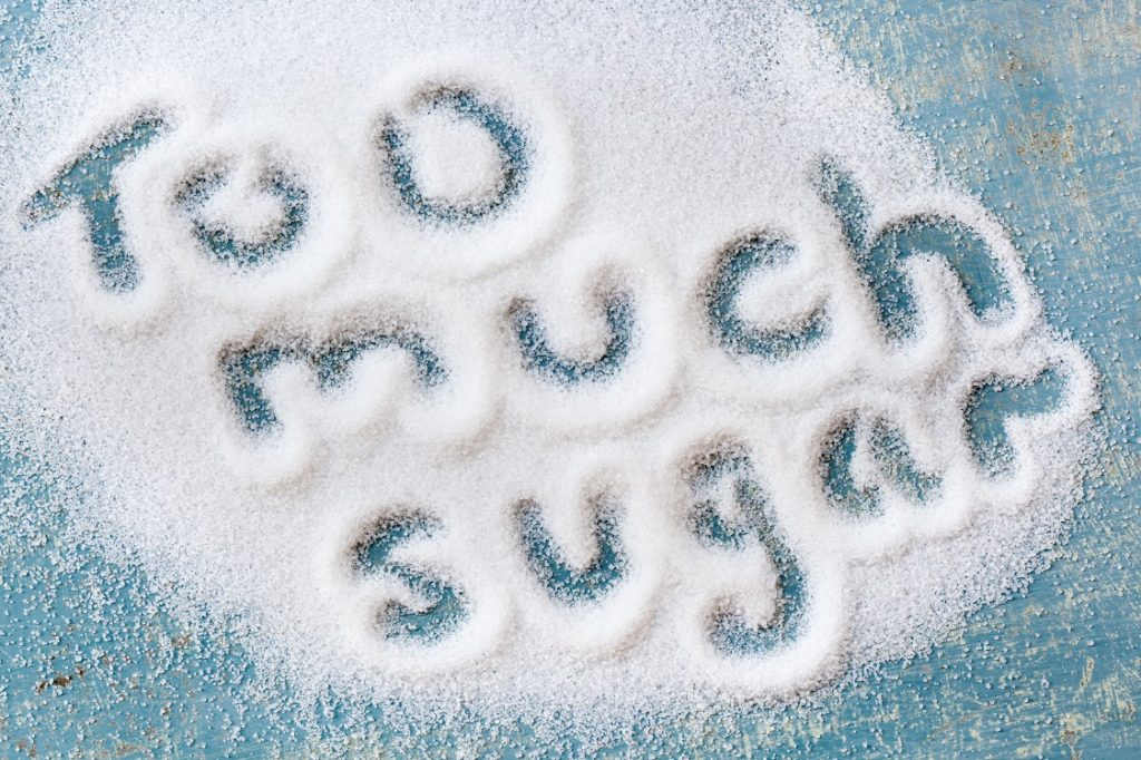 Sugar Causes Belly Fat